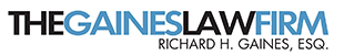 Gaines Law Logo